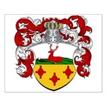 Hartman Family Crest Small Poster