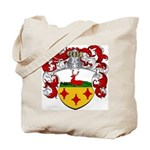 Hartman Family Crest Tote Bag