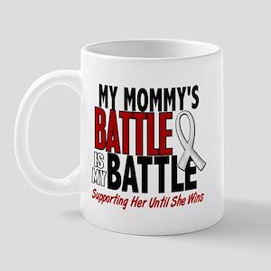 My Battle Too 1 PEARL WHITE (Mommy) Mug