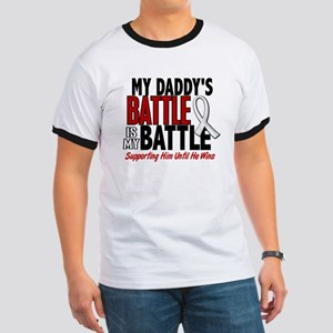 My Battle Too 1 PEARL WHITE (Daddy) Ringer T