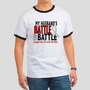 My Battle Too 1 PEARL WHITE (Husband) Ringer T