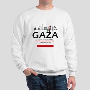 Gaza Massacre Sweatshirt
