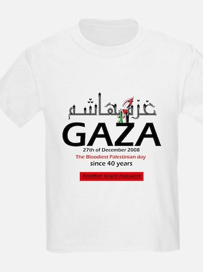 Gaza Massacre T-Shirt