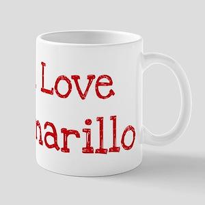 I love Amarillo Mug