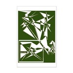 Peace in Unity Collection Mini Poster Print