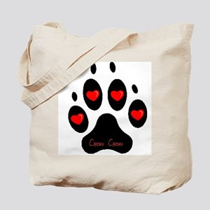"""""""Chow Chow"""" Tote Bag"""