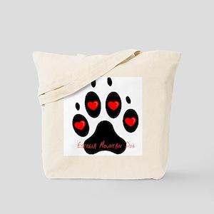 """""""Estrela Mountain Dog"""" Tote Bag"""