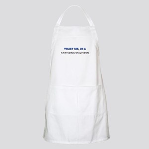 Trust Me I'm a Network Engineer BBQ Apron