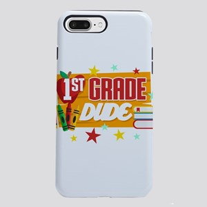 First Grade Back To Sch iPhone 8/7 Plus Tough Case