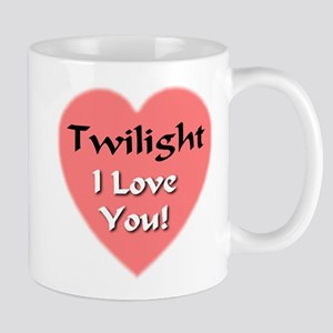 Twilight I Love You Mug