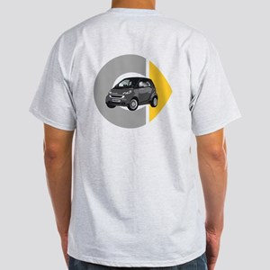 What's Your Color? Gray Smart Car Light T-Shirt