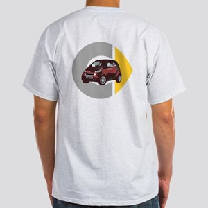What's Your Color? Red Smart Car Light T-Shirt