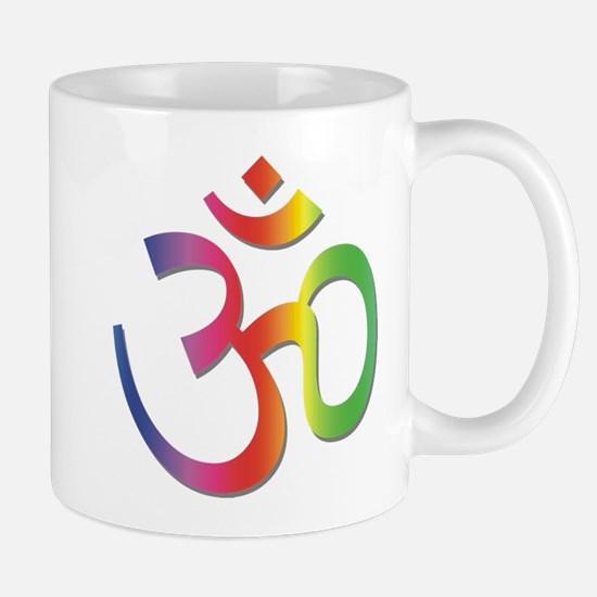 Chakra Aum Mug