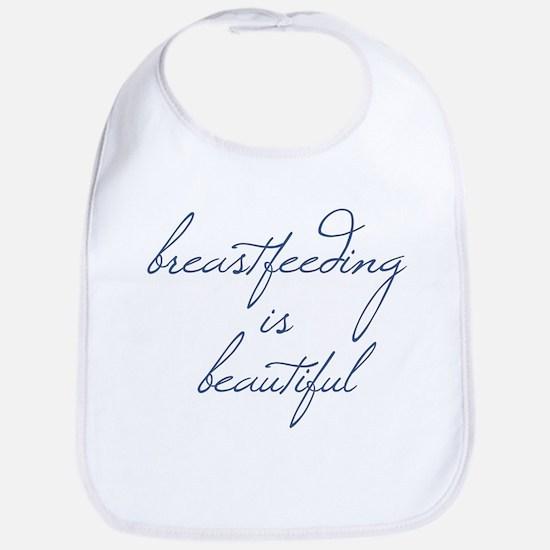 Breastfeeding Is Beautiful - Bib