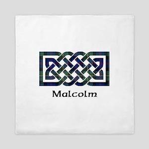 Knot-Malcolm Queen Duvet