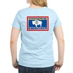 Wyoming-4 Women's Light T-Shirt