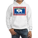 Wyoming-4 Hooded Sweatshirt