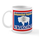 Wyoming-4 Mug