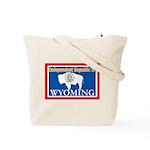 Wyoming-4 Tote Bag