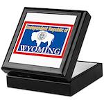 Wyoming-4 Keepsake Box