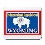 Wyoming-4 Mousepad