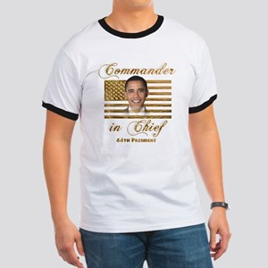 Commander in Chief Ringer T