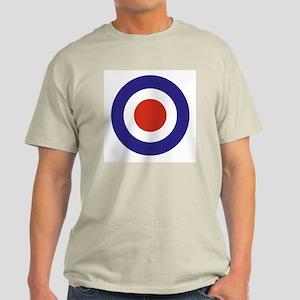 Mod Target Classic Light T-Shirt