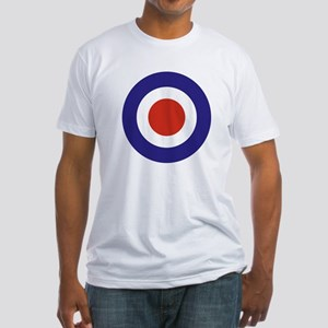 Mod Target Classic Fitted T-Shirt
