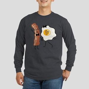 Bacon 'N Egg Lover Long Sleeve T-Shirt