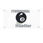 8 Ball Hustler Banner