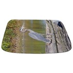 Blue Heron Bathmat