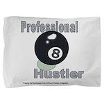 8 Ball Hustler Pillow Sham
