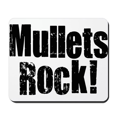 Mullets Rule! Mousepad