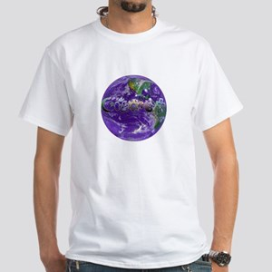 """Great Buy """"CoExist"""" White T-Shirt"""
