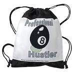 8 Ball Hustler Drawstring Bag
