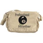 8 Ball Hustler Messenger Bag