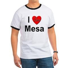 I Love Mesa Arizona (Front) T
