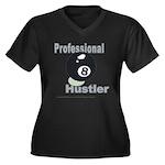 8 Ball Hustler Plus Size T-Shirt