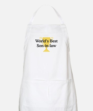 WB Son-in-law BBQ Apron