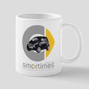 Black/Black Smart Car Mug