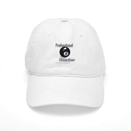 Professional 8 Ball Hustler Baseball Cap