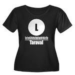 L Taraval (Classic) Women's Plus Size Scoop Neck D