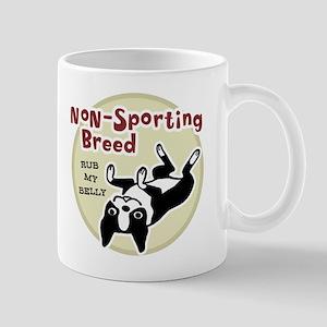 Boston Terrier Nonsporting Mug