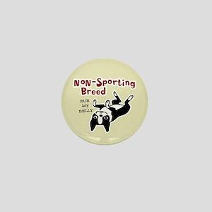 Boston Terrier Nonsporting Mini Button