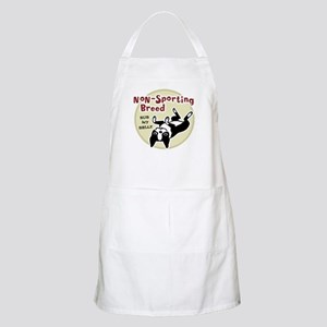 Boston Terrier Nonsporting BBQ Apron