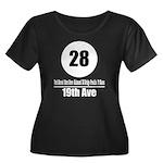 28 19th Ave (Classic) Women's Plus Size Scoop Neck
