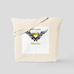Sarcoma Warrior Tote Bag