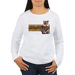 Free Tony The Tiger Women's Long Sleeve T-Shirt