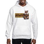 Free Tony The Tiger Hooded Sweatshirt