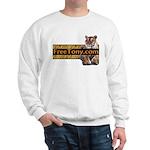 Free Tony The Tiger Sweatshirt